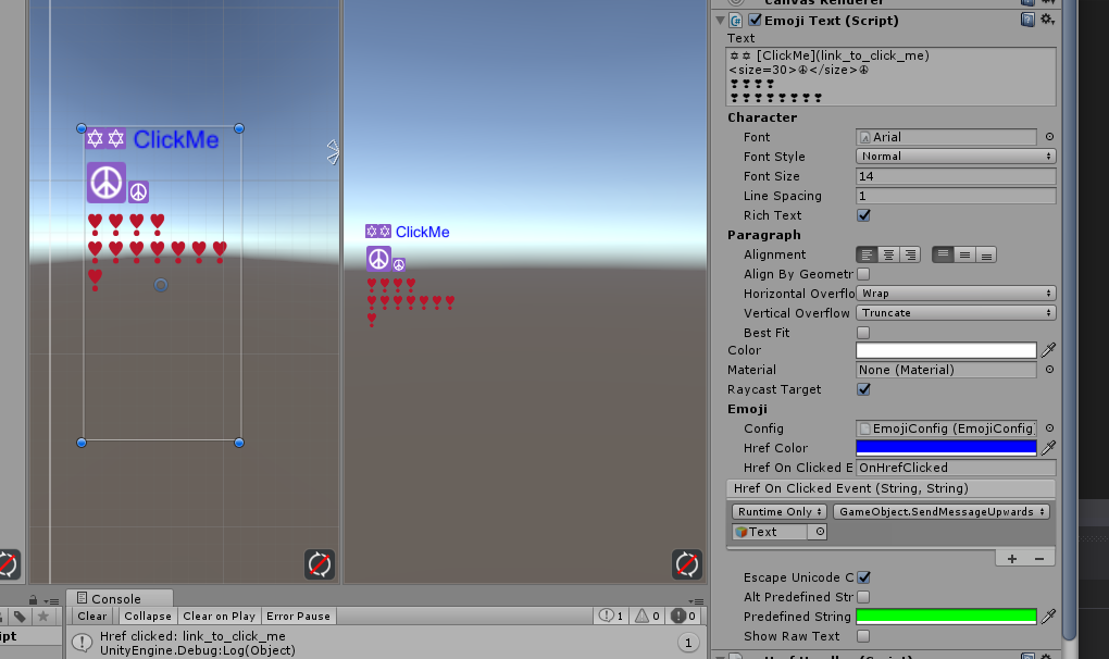 Unity3D Emoji Text - UnityList