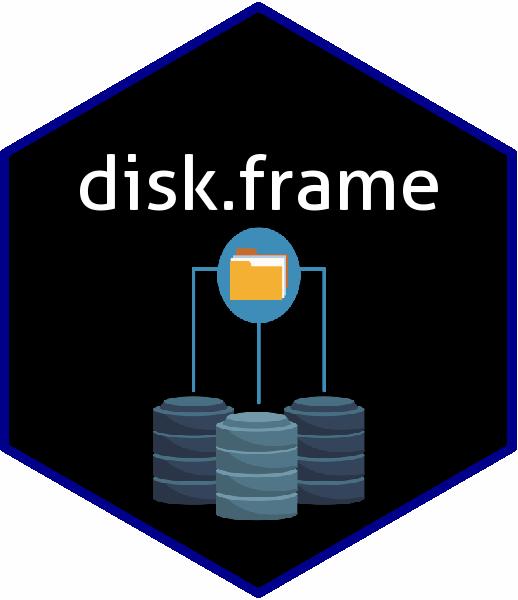 disk.frame logo