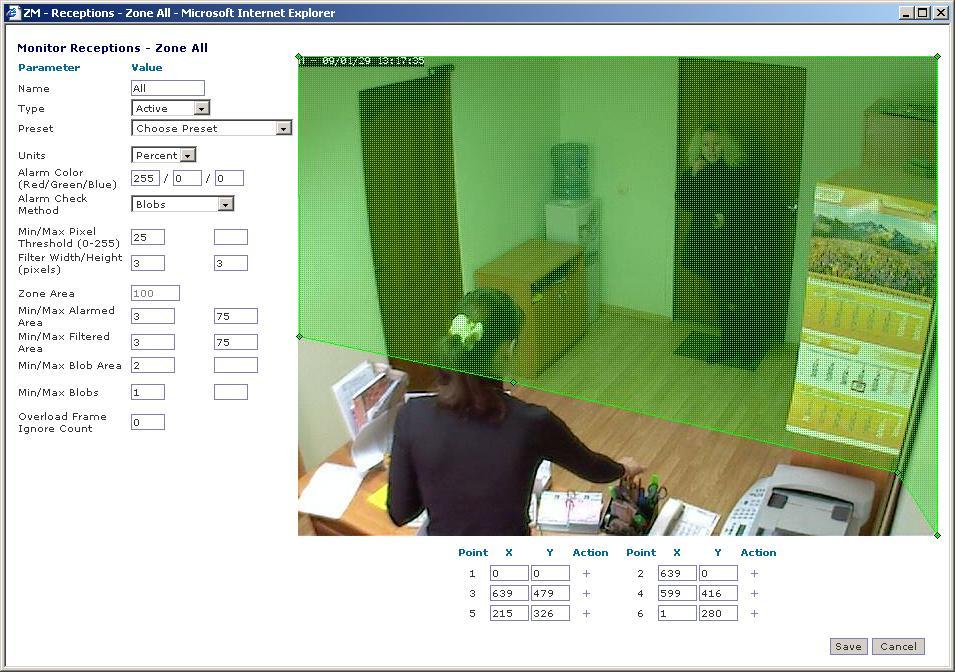 Установка системы видеонаблюдения Zoneminder на FreeBSD 7 0
