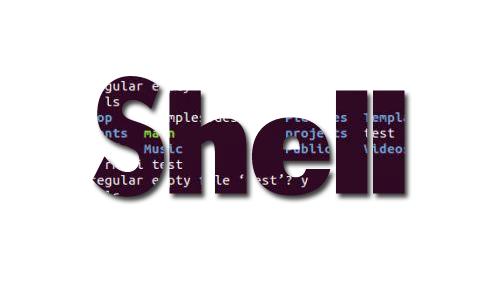 Shell 视频教程