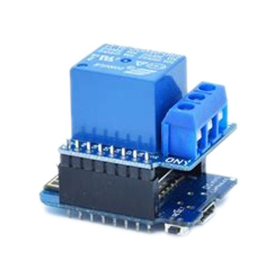 Wemos D1 Mini Relay Shield