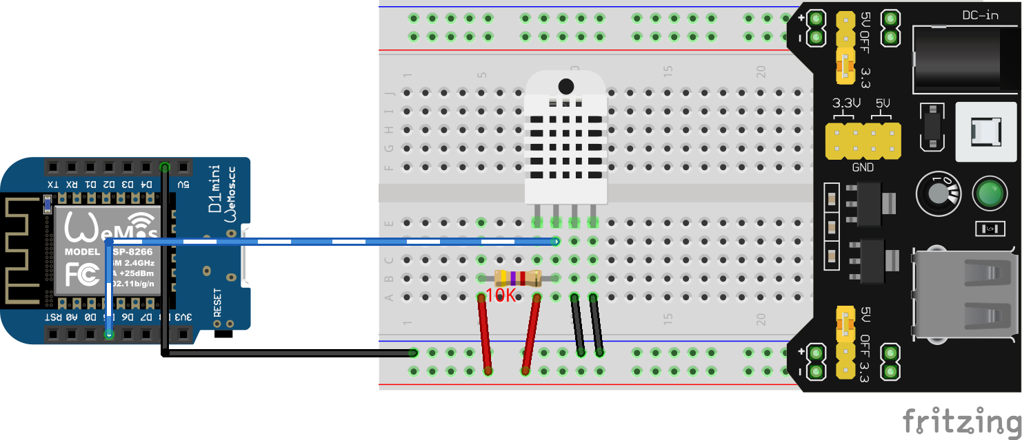 esp8266 (D1Mini) oneWire