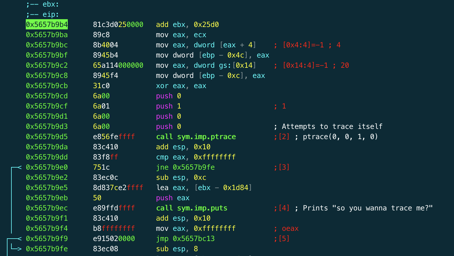 ctf-writeups/2019/encrypt-ctf/dontlook at master · xrmon/ctf
