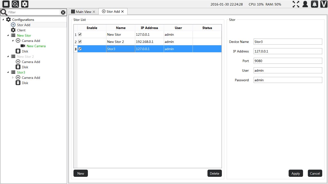 GitHub - linkingvision/rapidvms: rapidvms(open source VMS/NVR Video