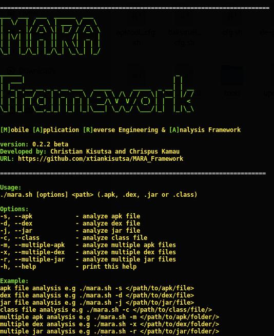 Home · xtiankisutsa/MARA_Framework Wiki · GitHub