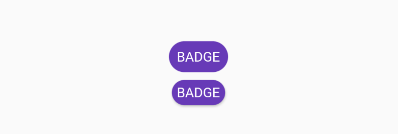 badges | Flutter Package