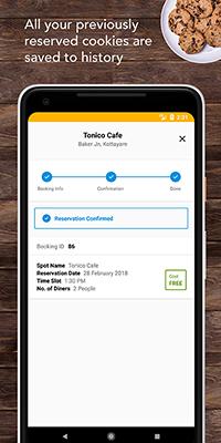 GitHub - yanchummar/FlipTable: A Restaurant Table