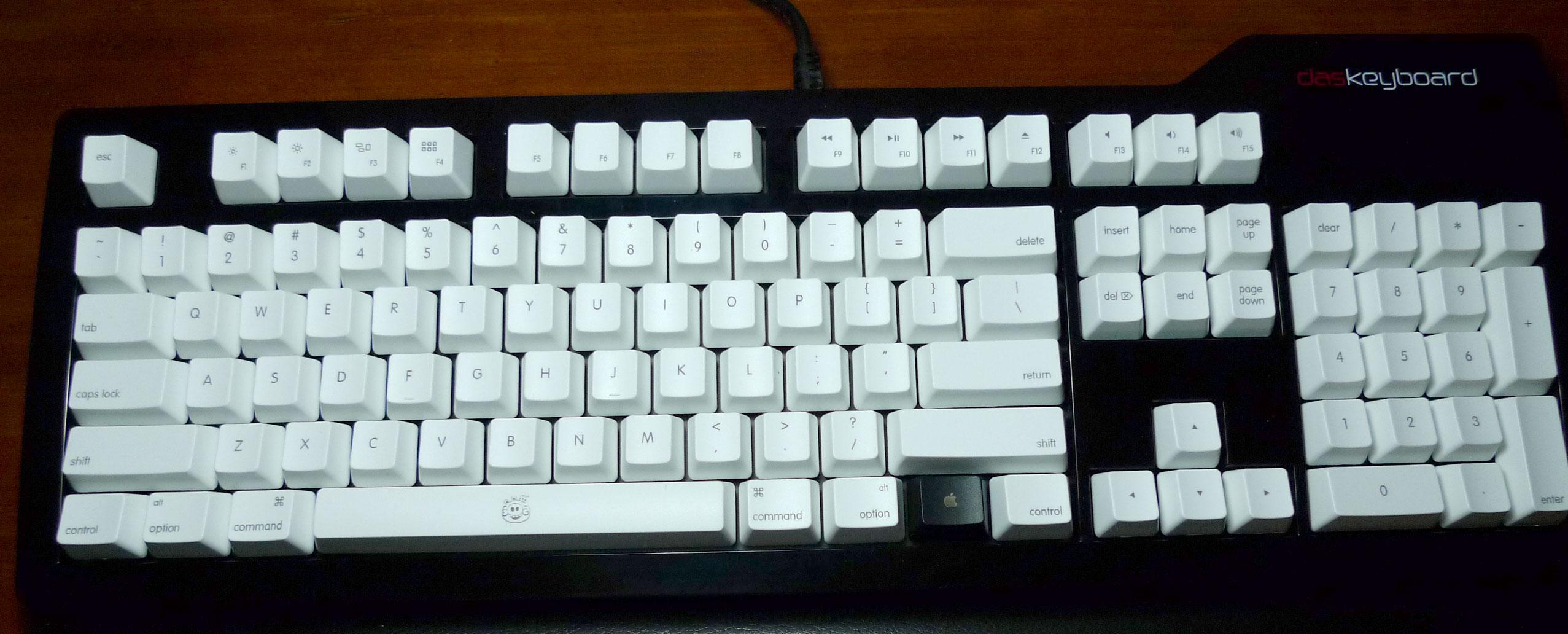 1-keyboard_whole Mac Mapping on