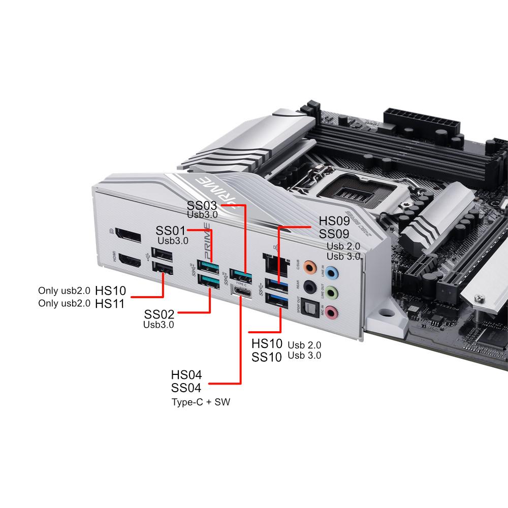 Asus Prime Z490-A i9-10900K