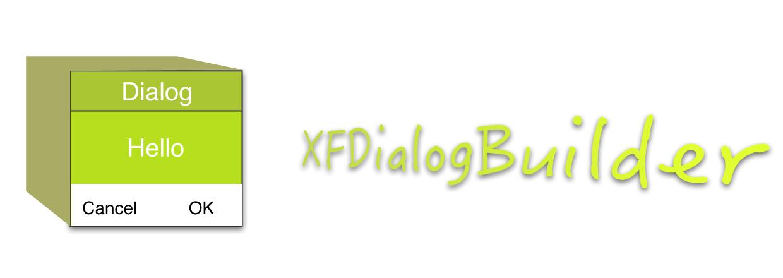 XFDialogBuilder logo