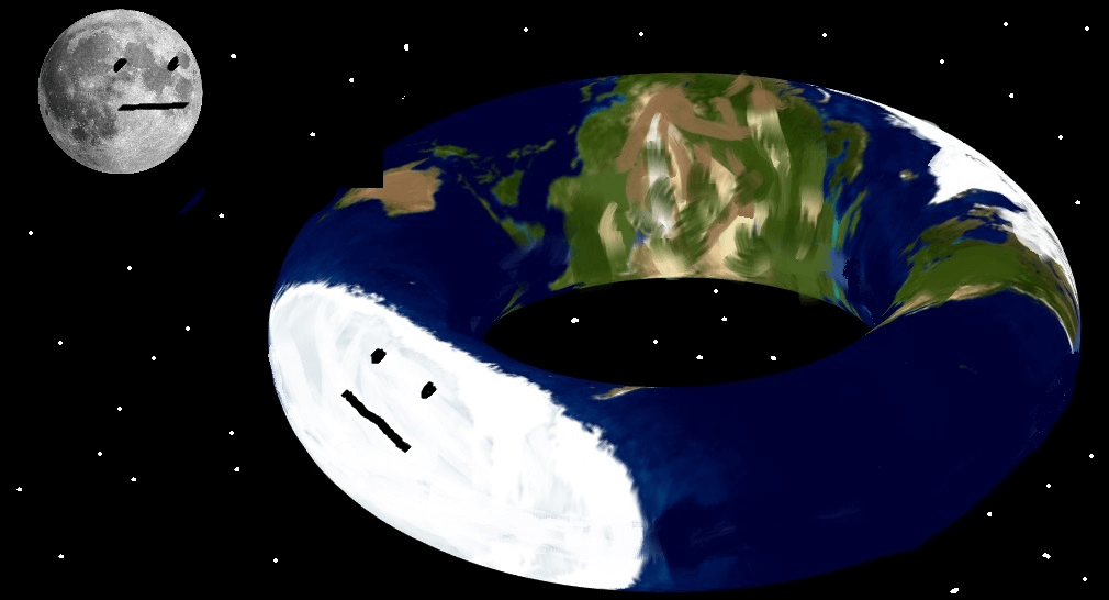 Doughnut Earth