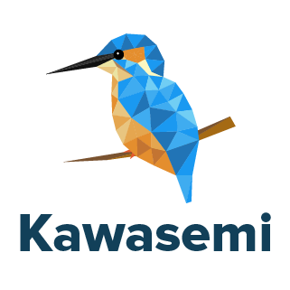 Kawasemi's logo