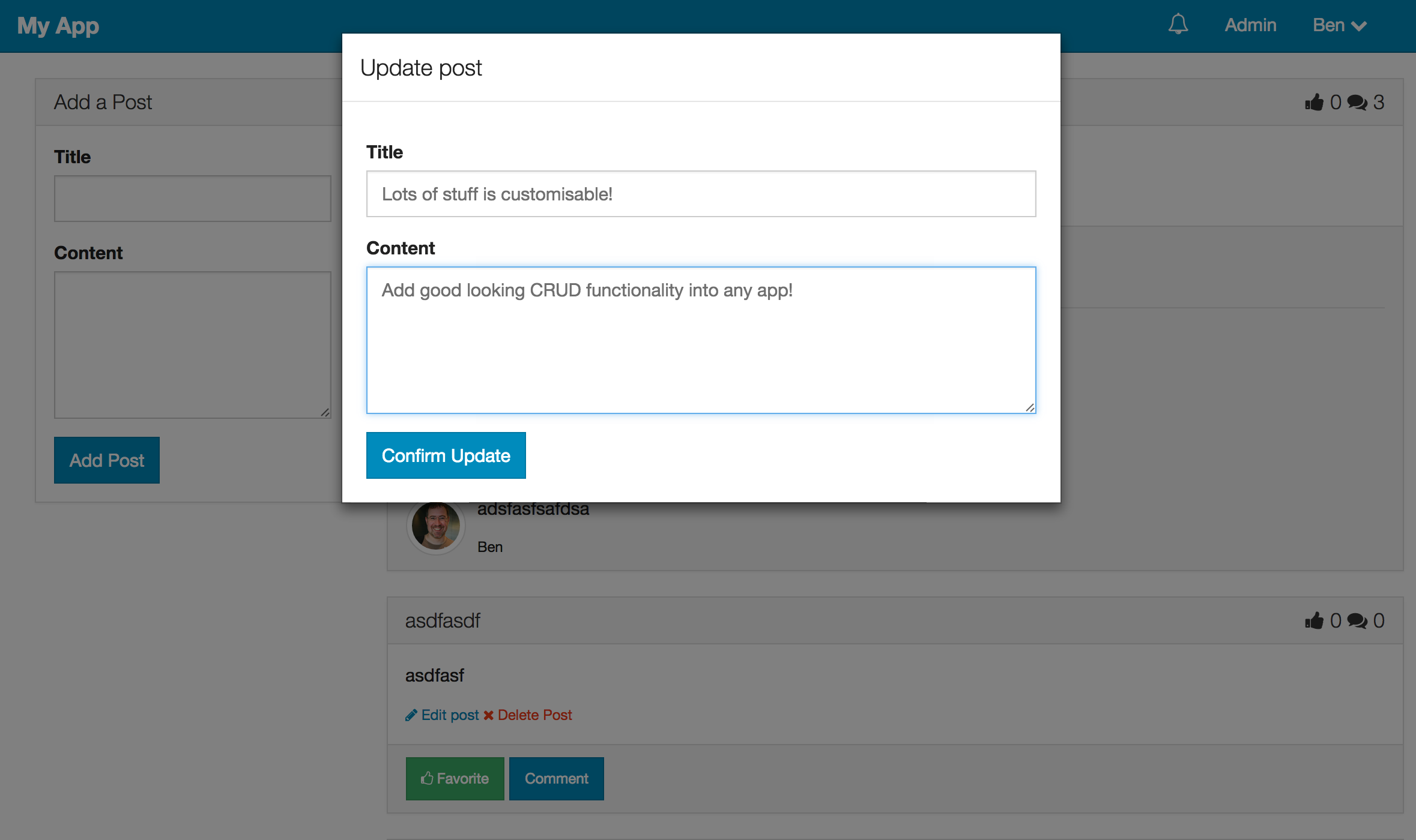how to add a bootstrap class to smart forms button