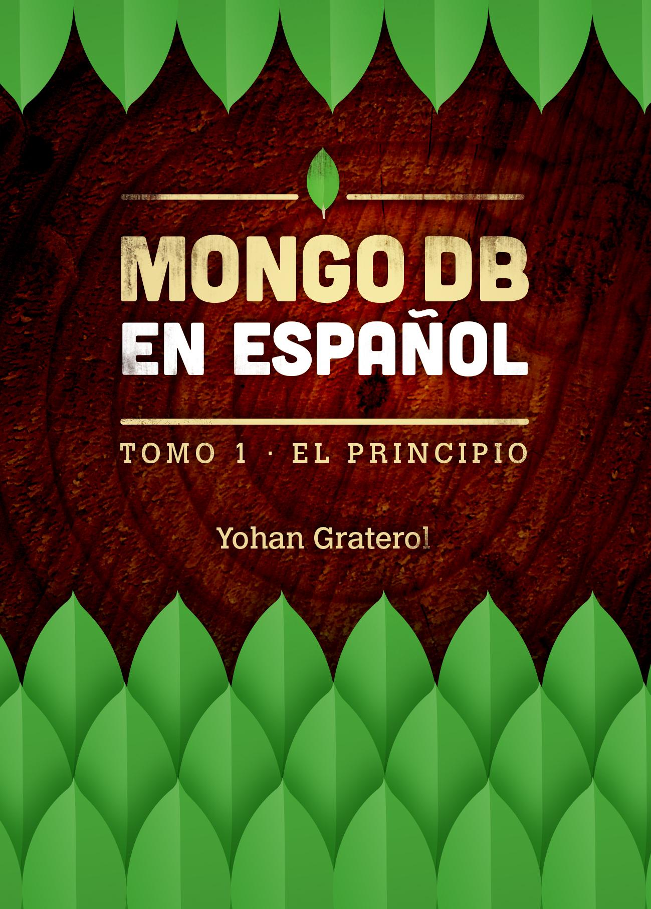 Tomo 1 del libro de MongoDB en español