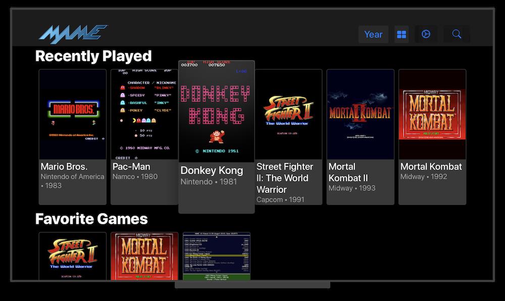 AppleTV Screenshot