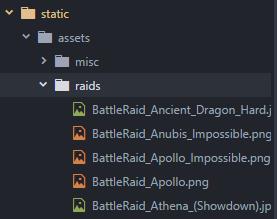 Raid Image Folder