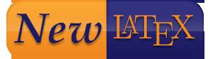 LaTeX templates NEW