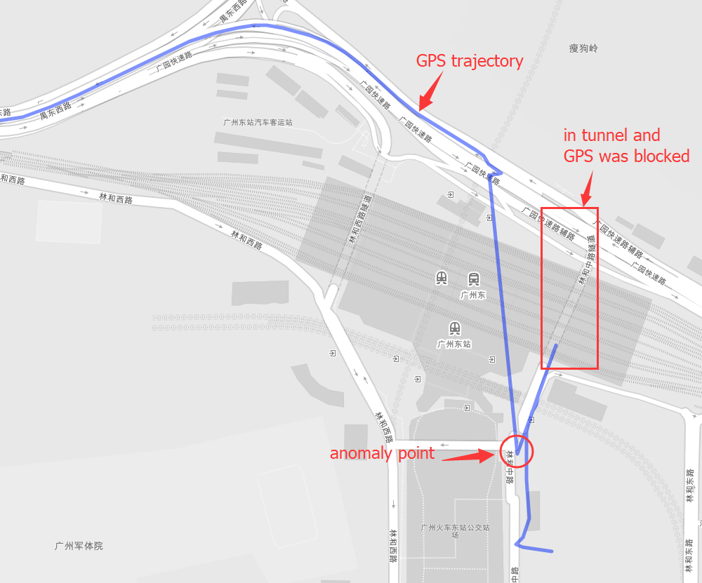 GitHub - yyccR/Location: Smartphone navigation positionning