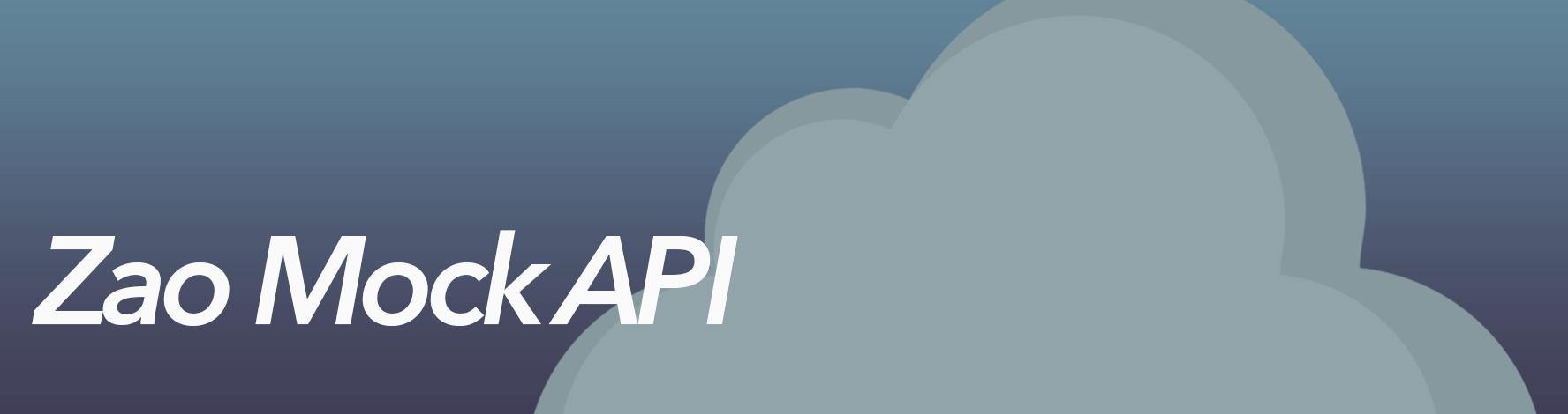 Zao Mock API