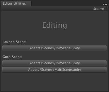 Editor Utilities