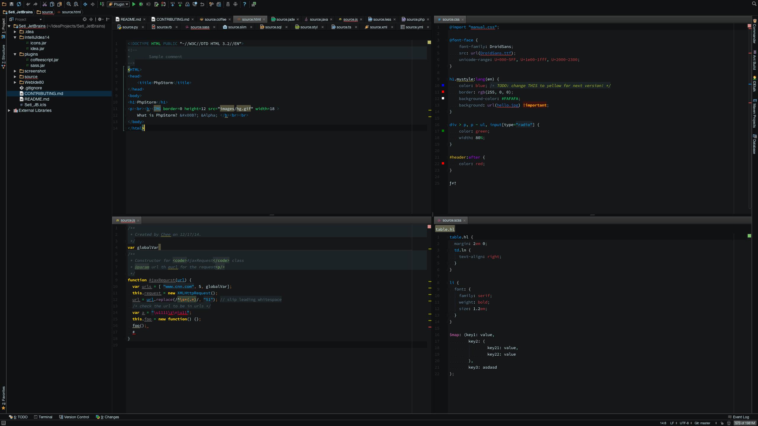 GitHub - zchee/Seti_JetBrains: Seti_UI and Seti_UX themes