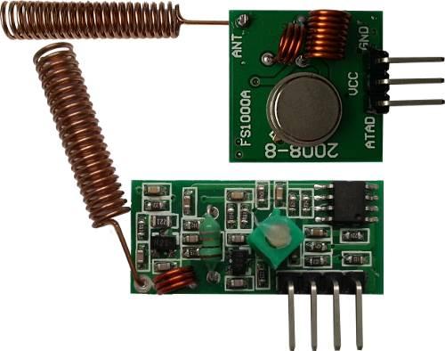 433 MHz modules