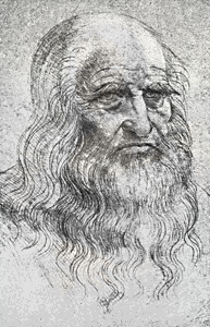Leonardo Da Vinci... or is it?