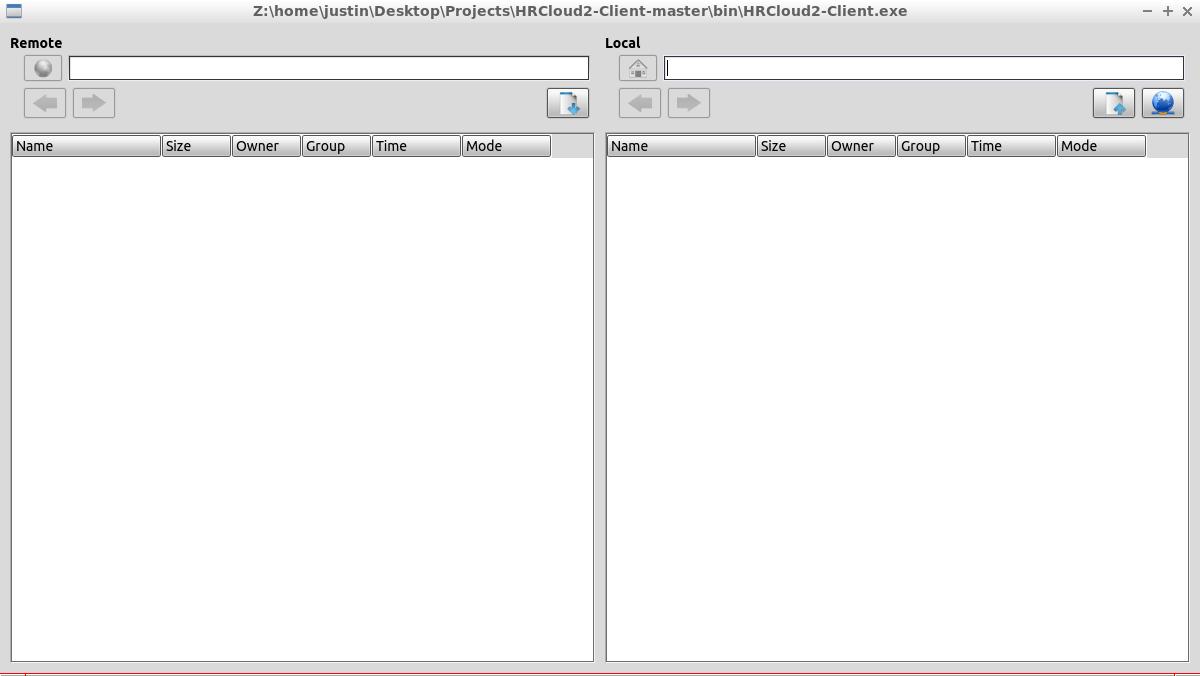 HRCloud2-Client(Ported)
