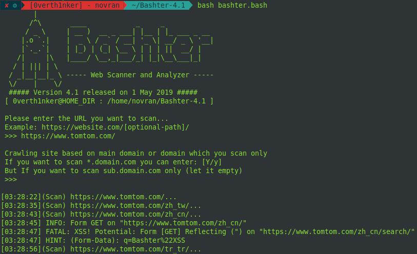 Bashter 4.1
