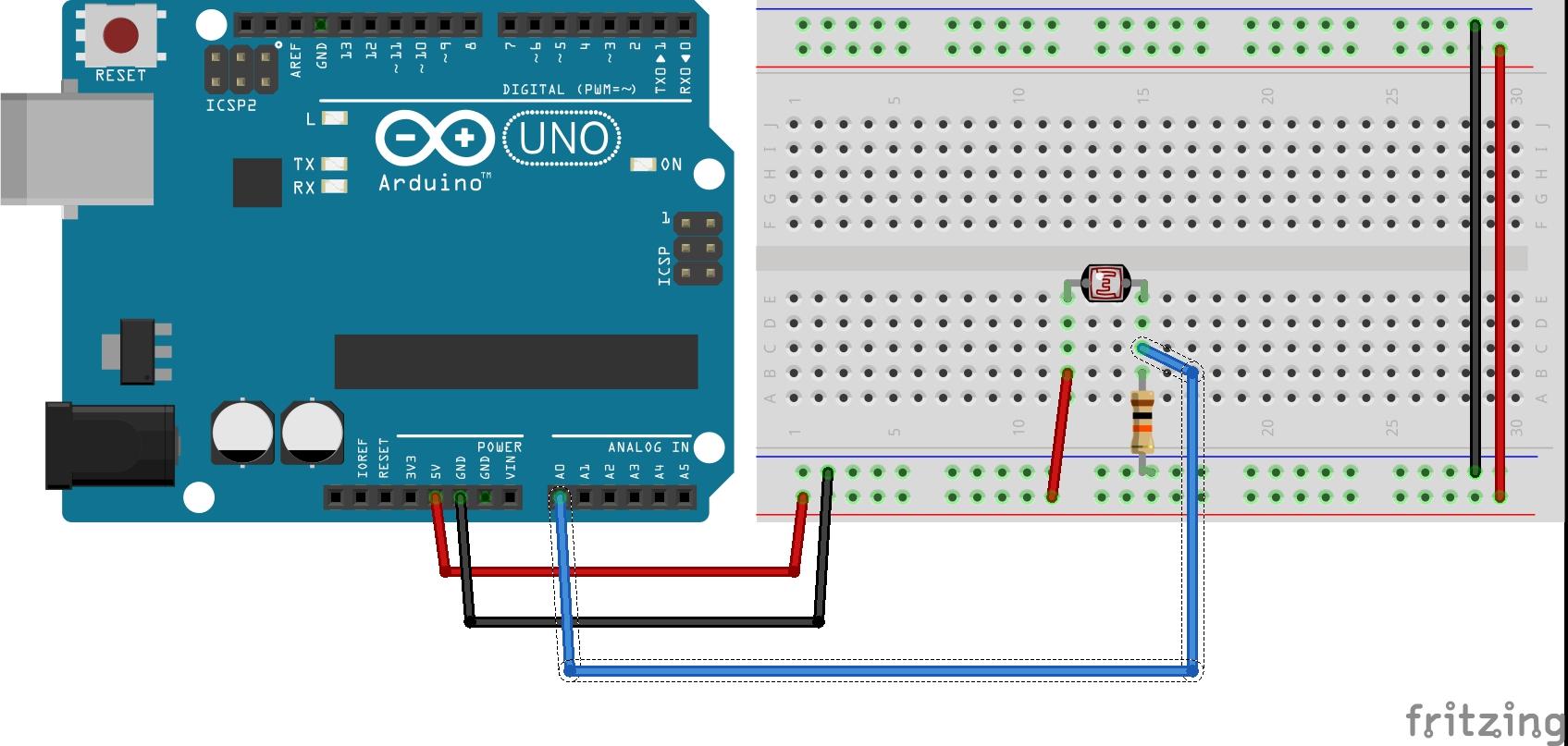 2 Wire Analog Sensor