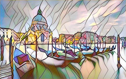 PyTorch Style Transfer – Hang Zhang