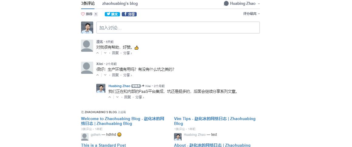 GitHub - zhaohuabing/hugo-theme-cleanwhite: A clean, elegant blog