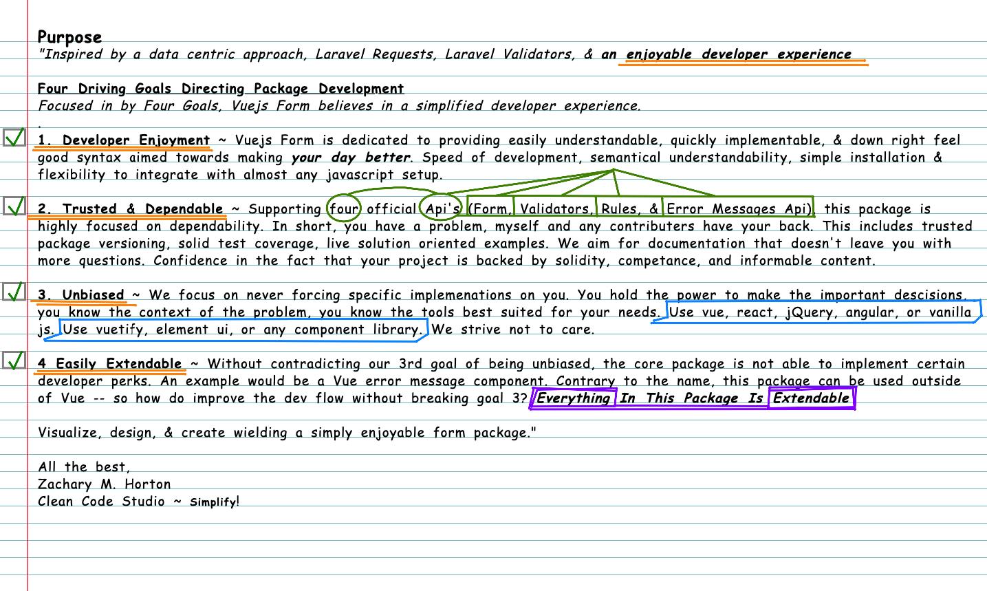 Vue Form AKA Vuejs Form Mission Statement For Building Vue Validation & Javascript Validated Forms