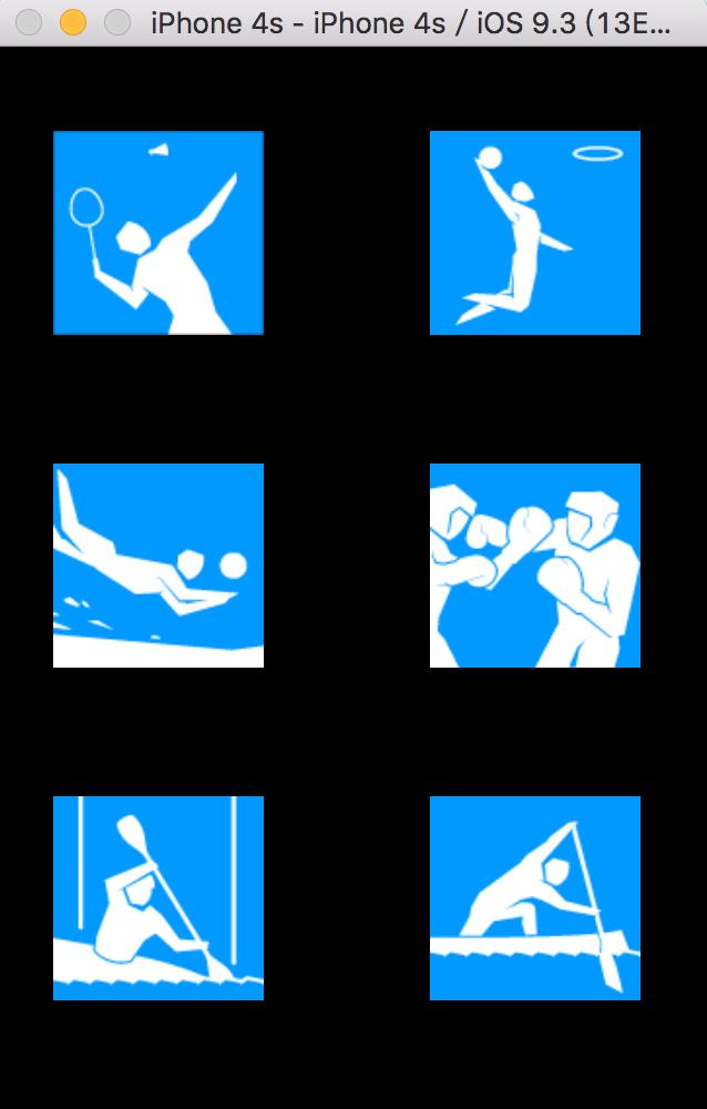 iOS集合视图