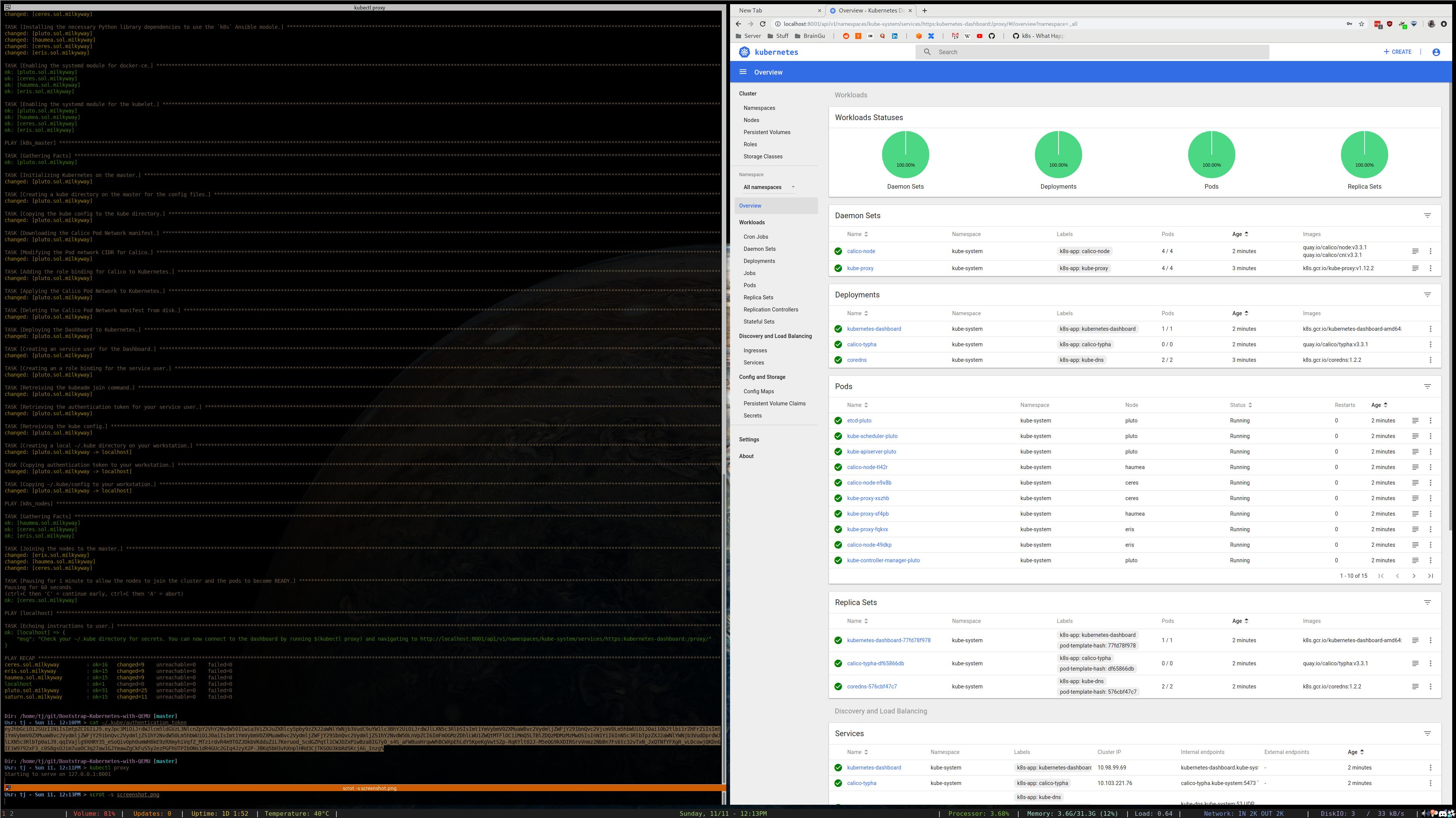 GitHub - zimmertr/Bootstrap-Kubernetes-with-QEMU: Proxmox + QEMU +