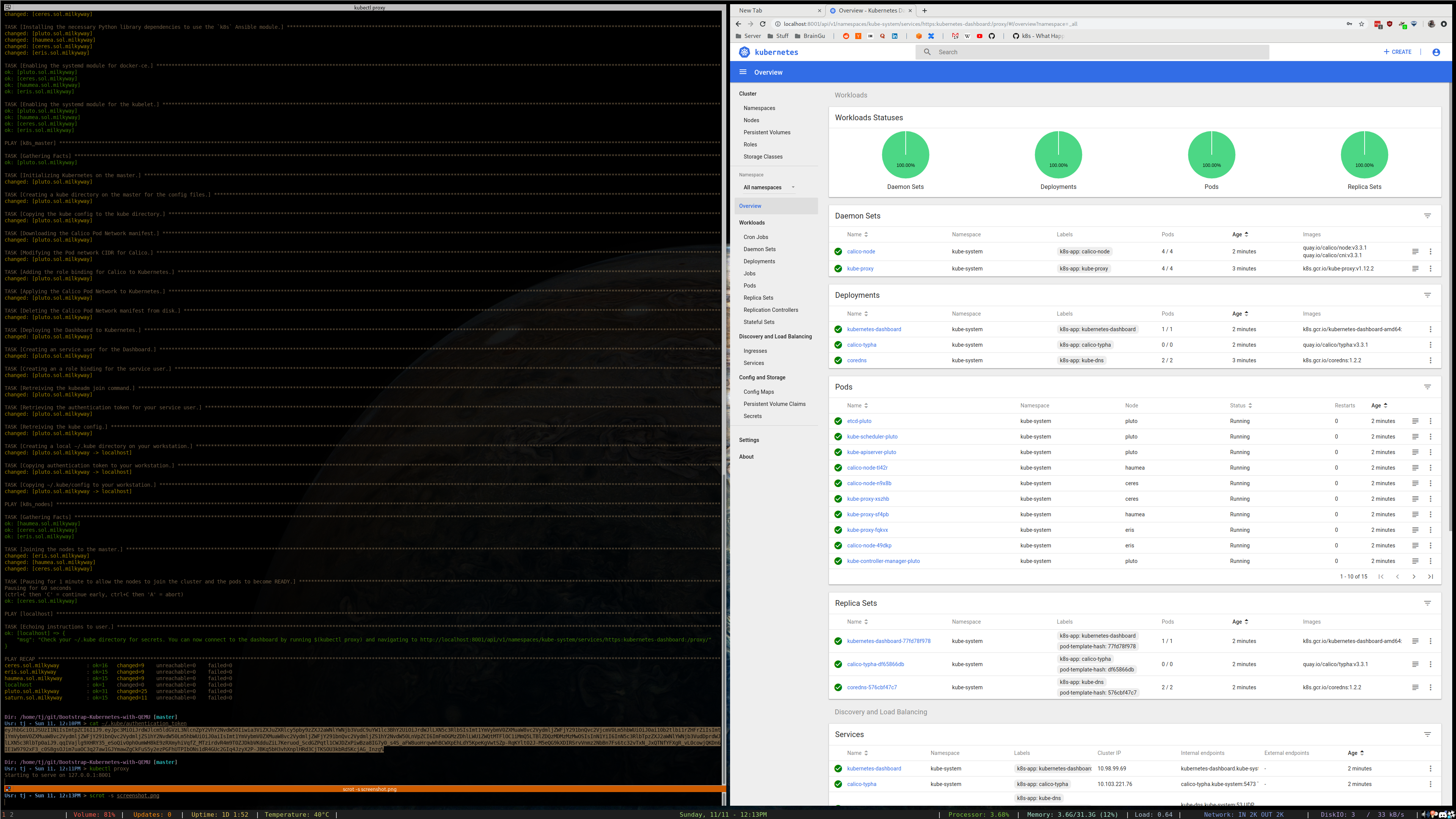 GitHub - zimmertr/Bootstrap-Kubernetes-with-QEMU: Proxmox +