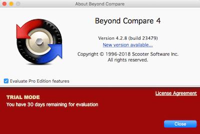 介紹 Beyond Compare 比對檔案以及資料夾的重要軟體