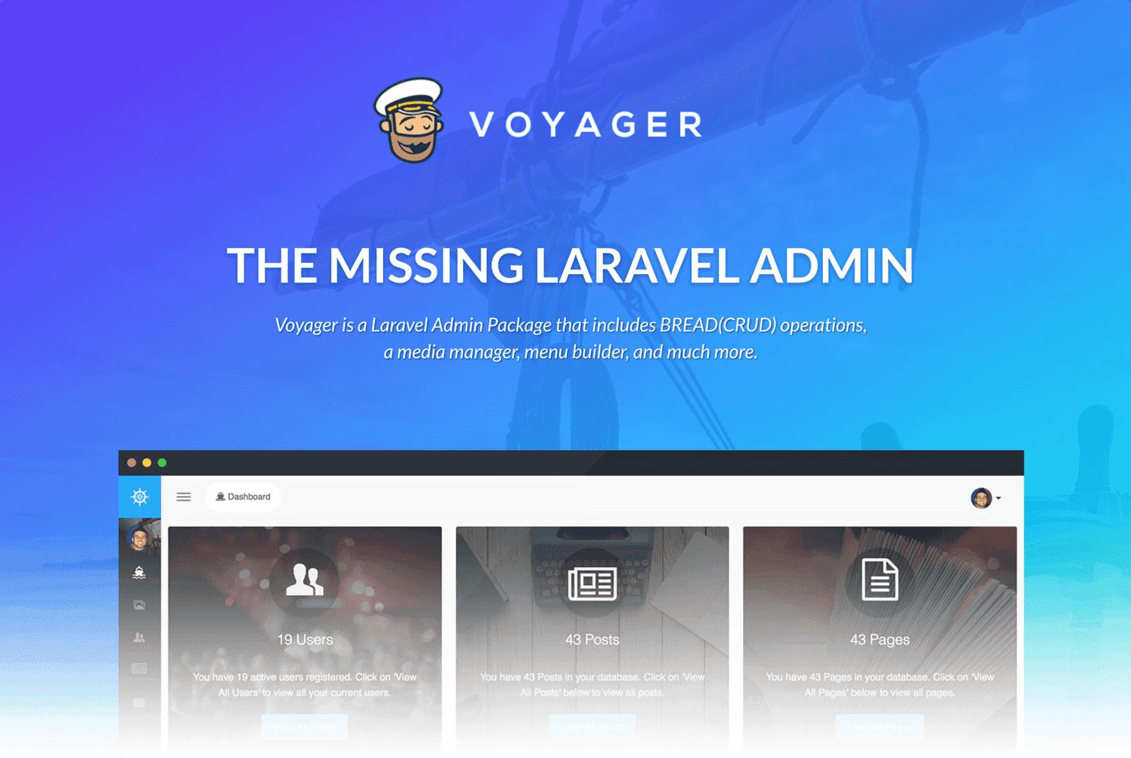 利用 Laravel + Voyager 架設的購物 DEMO 平臺