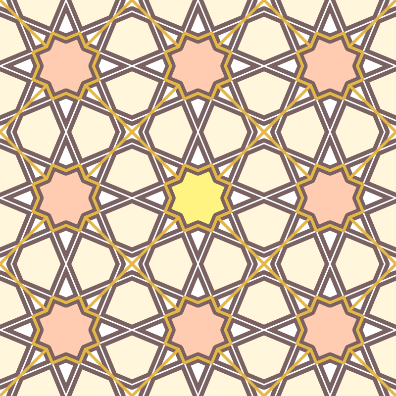 Example of tessellation
