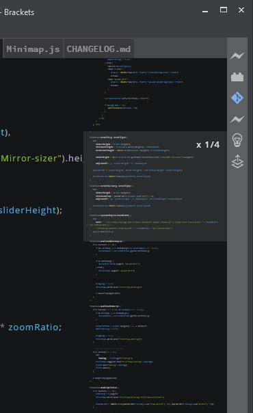 ¡A Programar! ¡Veamos que nos ofrece Adobe Brackets!