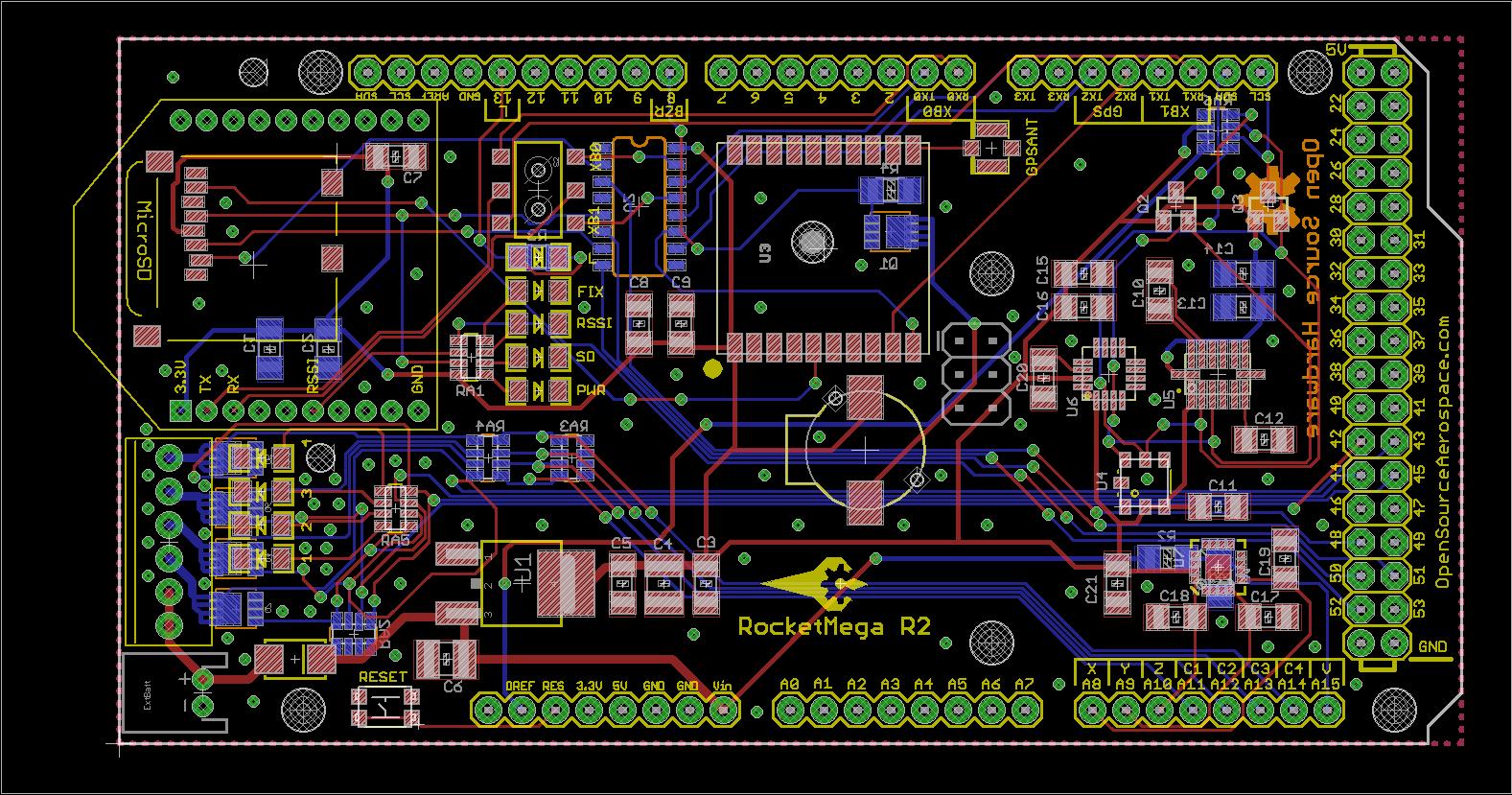 v2 circuit layout