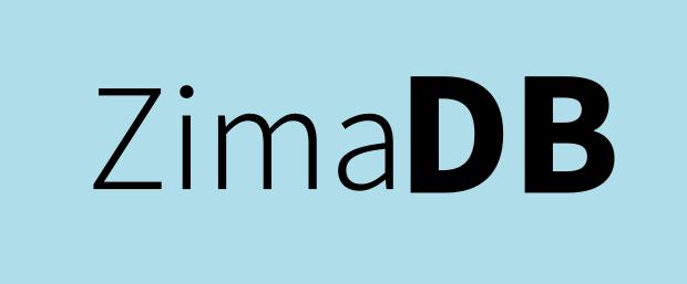 ZimaDB logo