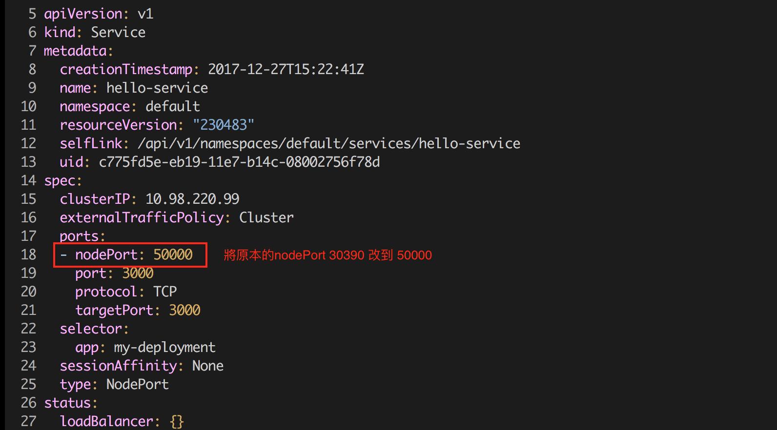 kubectl-set-node-port-range-demo